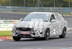 El nuevo CUPRA León ST se enfrenta a Nürburgring en estas fotos espía