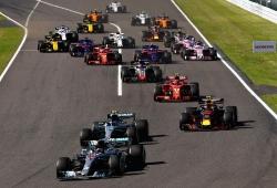 Así te hemos contado el GP de Japón de F1 2019