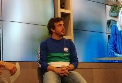 """Fernando Alonso, sobre su vuelta a la Fórmula 1: """"Está la cosa 50-50"""""""