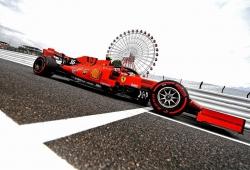 """Ferrari, de nuevo por detrás de Mercedes: """"Fue una sorpresa, esperábamos ir bien aquí"""""""