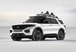 Ford presentará varios Explorer y Escape muy radicales en el SEMA 2019