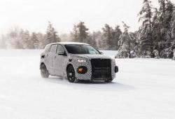 Ford filtra datos del nuevo Mach-E, el SUV eléctrico que llegará en 2020