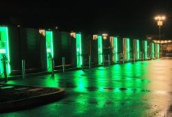 La red de recarga eléctrica de Ford será la mayor de Norteamérica y gratis los dos primeros años