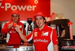 Felipe Massa advierte a Raikkönen sobre Alonso