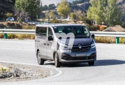 Renault comienza las pruebas de una nueva generación de la Trafic para 2022