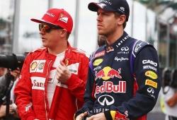 Vettel, imposible de atrapar en los segundos libres