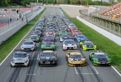 La GT World Challenge de SRO pierde el nombre de Blancpain