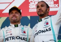 """Hamilton cree que habría podido ganar en Suzuka con """"mejor orientación"""" de Mercedes"""