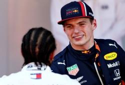 """Hamilton lamenta la actitud de Verstappen: """"Los comisarios de pista se juegan la vida"""""""