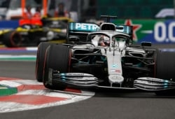 """Hamilton teme la degradación: """"Parece que vamos a hacer tres o cuatro paradas"""""""