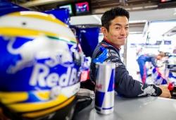 Horner descarta a Yamamoto como piloto titular para Toro Rosso