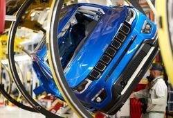 La versión europea del Jeep Compass será fabricada en Italia