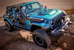 El Jeep Wrangler se viste de gala para el SEMA Show 2019