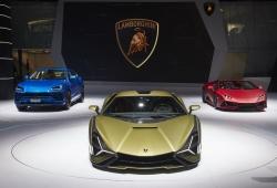 Lamborghini Aventador SVR: el canto del cisne del V12 de Lamborghini