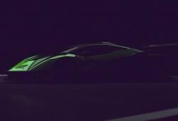 El primer hiperdeportivo de Lamborghini Squadra Corse se deja entrever en este teaser