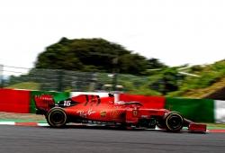 Doble sanción para Leclerc por el accidente con Verstappen y generar peligro