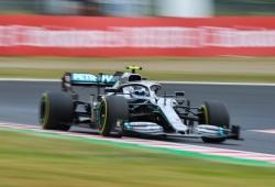 Mercedes arranca fuerte en Suzuka y Sainz, con problemas eléctricos