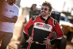 """Más problemas para Alonso y Coma en la cuarta etapa: """"Habríamos hecho top 3 fácil"""""""