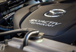 Mazda lanzará un nuevo motor diésel en 2020