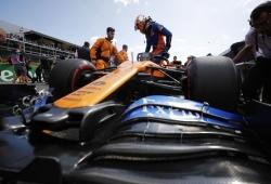 """McLaren no teme un cambio de concepto en el MCL35: """"Es una oportunidad"""""""