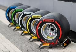 Mercedes será el equipo con menos neumáticos blandos en Suzuka