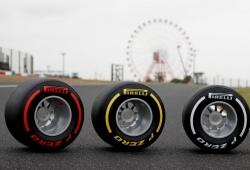 Mercedes y Ferrari, conservadores en su elección de neumáticos para el GP de México
