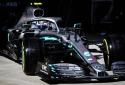 Mercedes se mantiene al frente en la última sesión en seco de Suzuka
