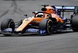 """El neumático duro arruina la carrera de Sainz: """"Ha sido muy raro"""""""