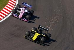 "Racing Point ""no quería protestar contra Renault"": todo comenzó en Silverstone"