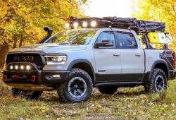 RAM 1500 Rebel OTG Concept, buscando el lado más aventurero del pick-up