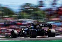 Renault renuncia a apelar la exclusión de Ricciardo y Hülkenberg en Japón