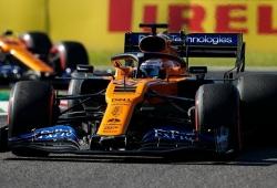 "Sainz, 5º: ""Aguantar el ritmo de Albon, Leclerc... es un poquito más especial"""