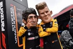 """Sainz defiende a Hülkenberg: """"Si es por velocidad y talento, Nico debe estar en la F1"""""""