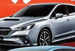 El nuevo Subaru Levorg filtrado antes de su debut en el Salón de Tokio 2019