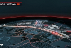 Hermann Tilke admite que el circuito de Hanoi irá justo de tiempo