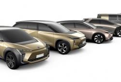 Toyota adelanta detalles de la arquitectura e-TNGA para modelos eléctricos