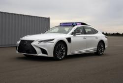 Toyota realizará pruebas de conducción autónoma de nivel 4 con tráfico real en 2020