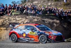 El triunfo de Neuville en el Rally RACC no evita el título de Tänak