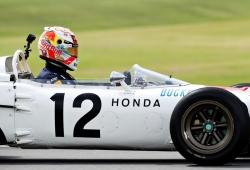 Verstappen se sube al F1 que dio a Honda su primera victoria en 1965