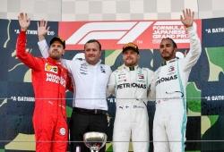 """Vettel se rinde ante Mercedes: """"Siempre están muy cerca de la perfección"""""""