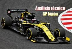 [Vídeo] F1 2019: análisis técnico del GP de Japón