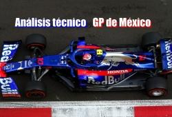 [Vídeo] F1 2019: análisis técnico del GP de México