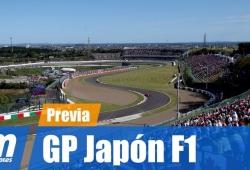 [Vídeo] Previo del GP de Japón de F1 2019