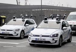 Volkswagen crea una empresa solo para el desarrollo de la conducción autónoma