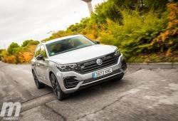 Volkswagen concede luz verde de producción al Touareg R para 2021