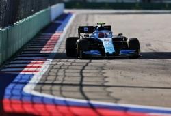 Williams aclara la causa del accidente de Russell y el abandono de Kubica en Sochi
