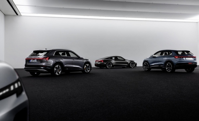 Audi lanzará nuevos coches eléctricos de cara a 2025