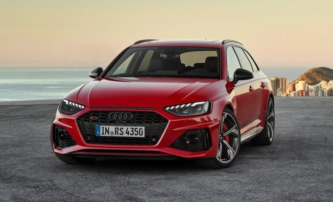 Audi RS 4 Avant 2020 - frontal