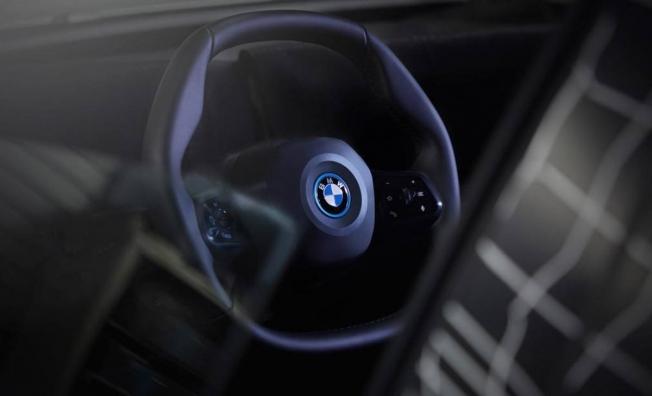 BMW iNEXT 2021 - interior