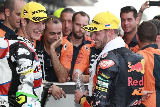 Brad Binder sustituye a Zarco en KTM, Iker Lecuona salta a MotoGP